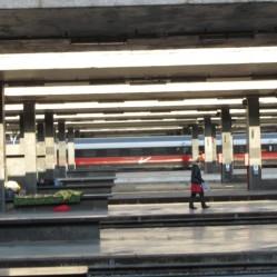 art bettina ghasempoor (259) Bahnhof Rom