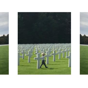 Amerikanischer Soldatenfriedhof in Luxemburg