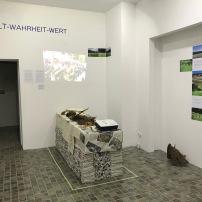Installation Verdun mit Video