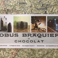 Schlachtplan 1918 Schokoladenherstellung 2018