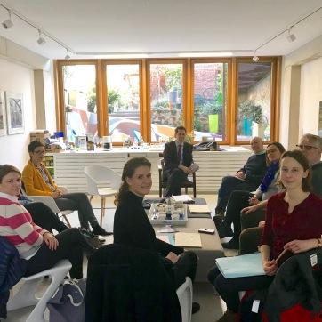 November 2018 Galerie Netzwerk