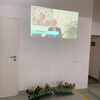 Herr Oberbürgermeister Wolfram Leibe ist Teil des Projektes und erzählt von der eigenen Betroffenheit zum 1. Weltkrieg durch seinen Großvater.