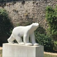 Saulieu Skulptur von Francois Pompon (1855-1933) !