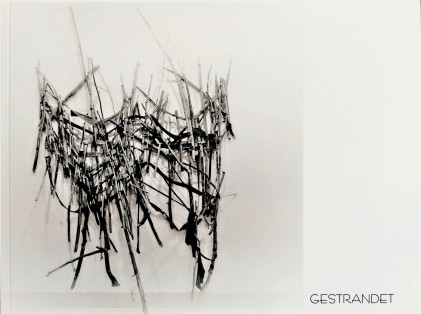 Katalogrückseite Gestrandet Bettina Ghasempoor